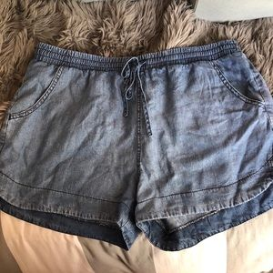 Universal Thread Pull on Shorts